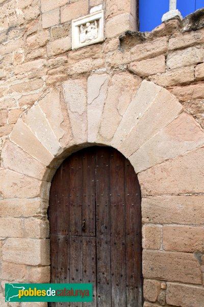 Sant Pere de Riudebitlles - Casa dels Marquesos de Llió