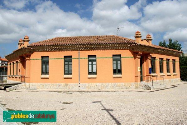 Sant Pere de Riudebitlles - Escoles antigues