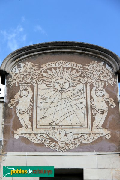 Sant Pere de Riudebitlles - Cal Carles