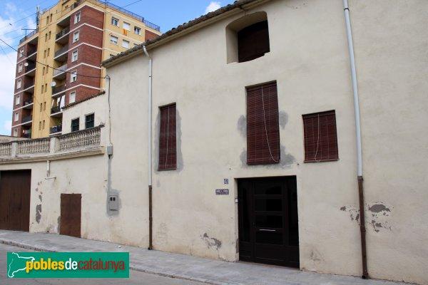 Sant Pere de Riudebitlles - Barri del Torrent Cuitó, cal Manyoses