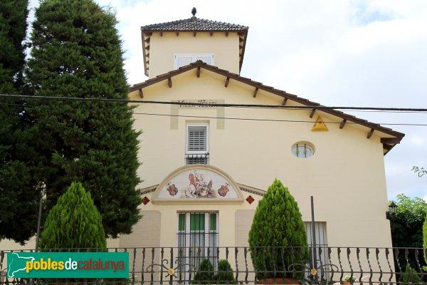 Sant Pere de Riudebitlles - Barri del Torrent Cuitó, Villa Felisa