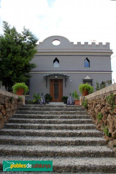 Sant Pere de Riudebitlles - Barri del Torrent Cuitó, Villa Lolita