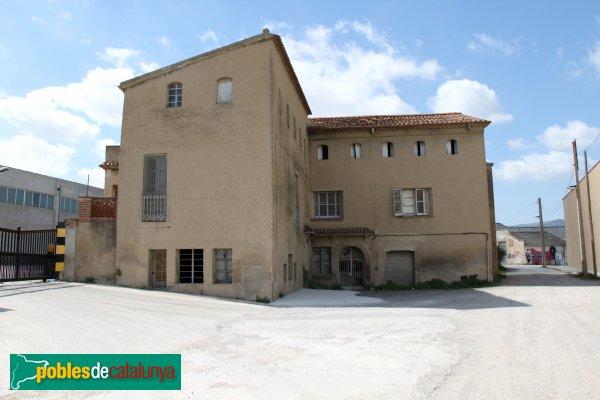 Sant Pere de Riudebitlles - Molí del Maçana
