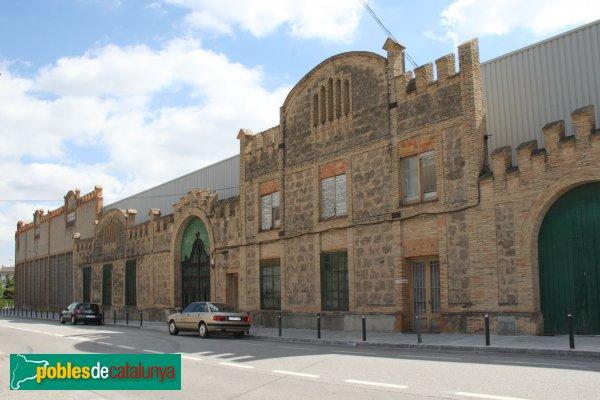 Sant Pere de Riudebitlles - Fàbrica de Ca l´Herrando