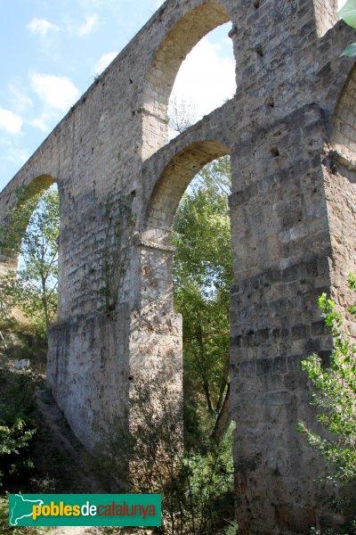 Sant Pere de Riudebitlles - Pont Nou