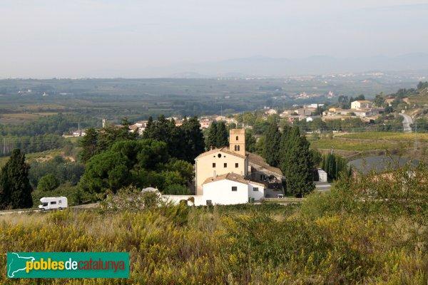 Subirats-Sant Pau d´Ordal - Can Vendrell de la Codina