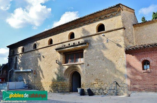 Subirats-Sant Pau d´Ordal - Can Vendrell de la Codina, celler