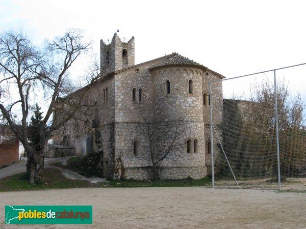 Subirats-Sant Pau d´Ordal - Església