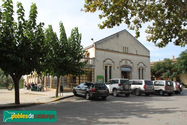 Subirats-Sant Pau d´Ordal - Centre Agrícola