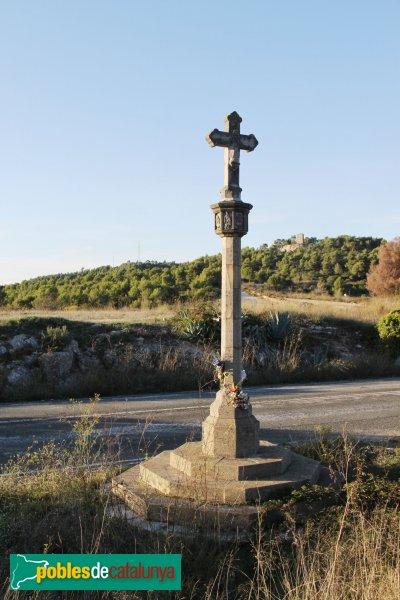 ubirats-Ordal - Subirats-Ordal - Creu del Port de l´Ordal del Port de l´Ordal  (2)