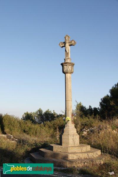 Subirats-Ordal - Creu del Port de l´Ordal