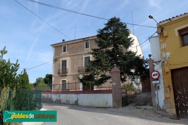 Subirats-Sant Pau d´Ordal - Can Pujol