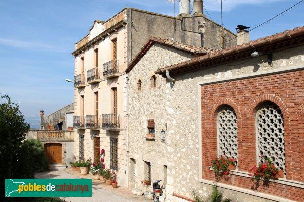 Subirats-Sant Pau d´Ordal - Can Rovira de la Serra
