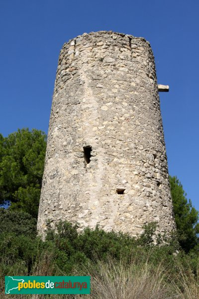 Subirats - Torre de Can Llopart