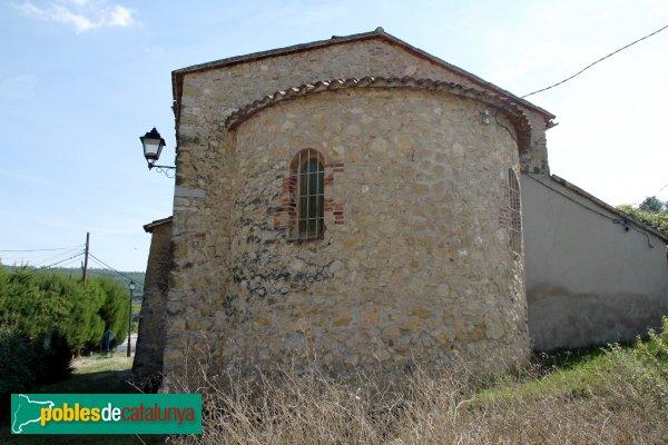 Subirats - Església dels Casots