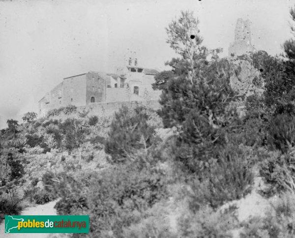 Subirats - Sant Pere del Castell de Subirats