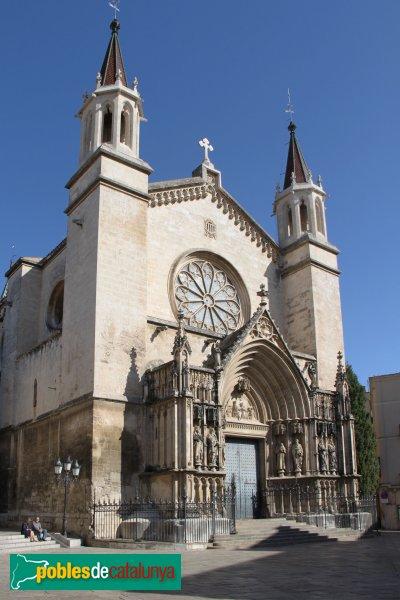 Vilafranca - Basílica de Santa Maria