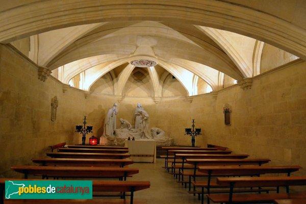 Vilafranca del Penedès - Cripta de Santa Maria
