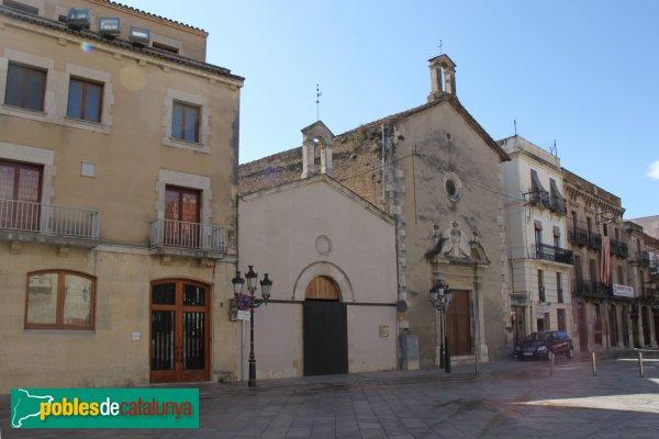 Vilafranca del Penedès - Capelles de Sant Pelegrí i dels Dolors