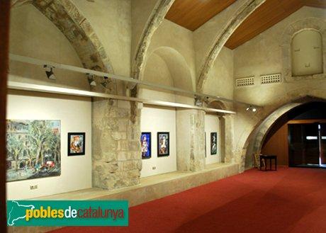 Vilafranca del Penedès - Capella de Sant Pelegrí, interior