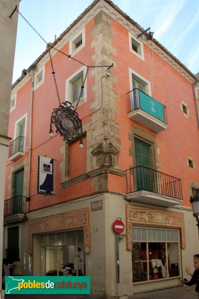 Vilafranca del Penedès - Casa Castell