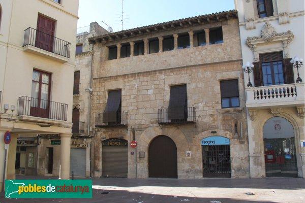 Vilafranca del Penedès - Casa Macià