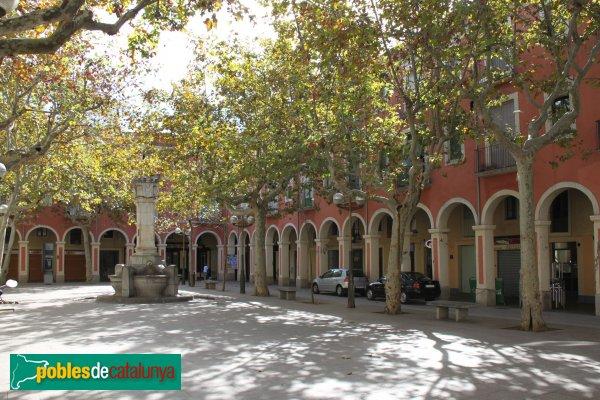 Vilfranca del Penedès - Plaça de Sant Joan