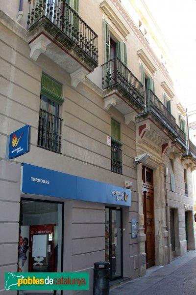 Vilafranca del Penedès - Casa Amàlia Soler