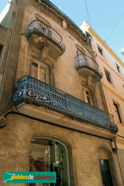Vilafranca del Penedès - Casa Ramona Quer