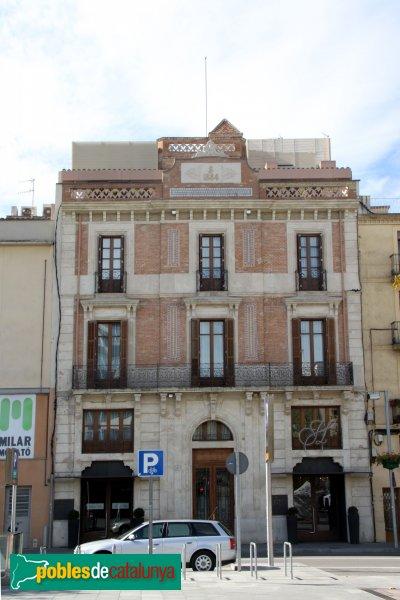 Vilafranca del Penedès - Casa Torner i Güell