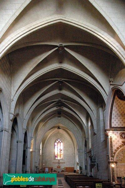 Vilafranca del Penedès - Església de Sant Francesc