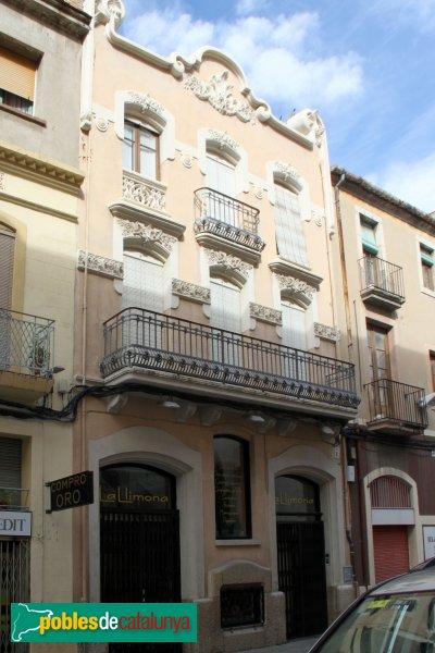 Vilafranca del Penedès - Casa Maria Raurell