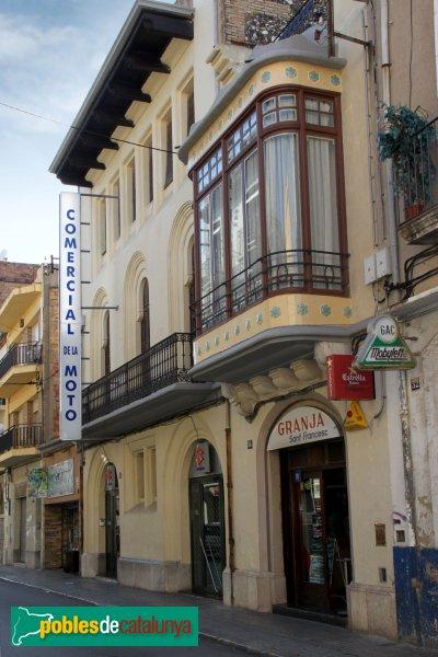 Vilafranca del Penedès - Casa Batlle i Planas