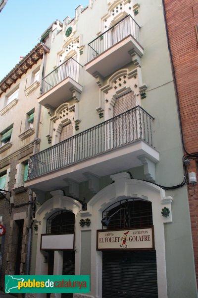 Vilafranca del Penedès - Casa Rigual Artigas