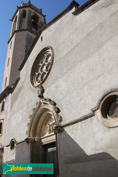 Vilafranca del Penedès - Església de la Trinitat
