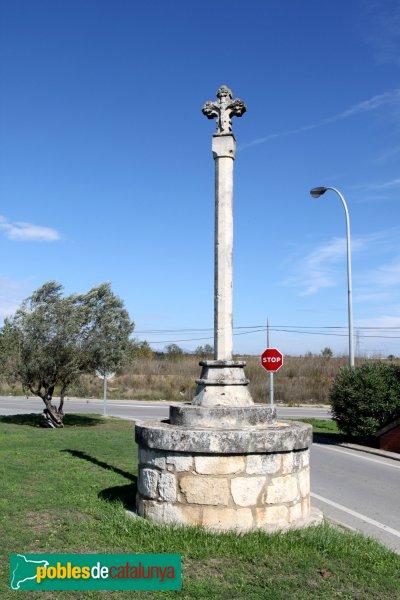 Vilafranca del Penedès - Creu de la Pelegrina