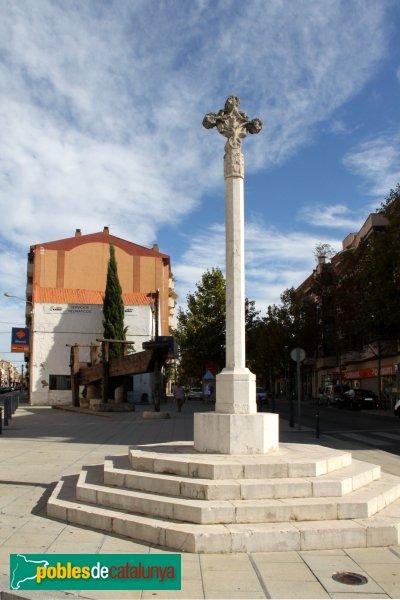Vilafranca del Penedès - Creu de Sant Salvador
