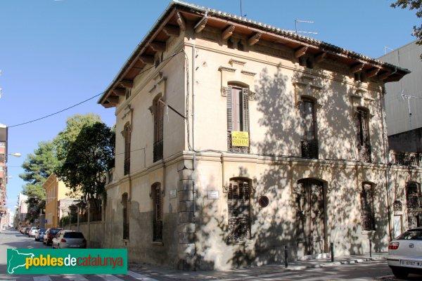 Vilafranca del Penedès - Casa Berch i Galtés