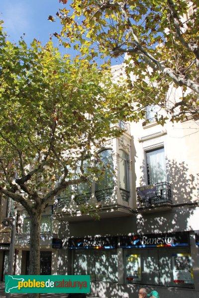 Vilafranca del Penedès - Casa Cañas i Mañé