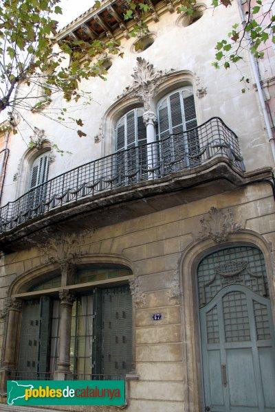 Vilafranca del Penedès - Casa Artur Inglada