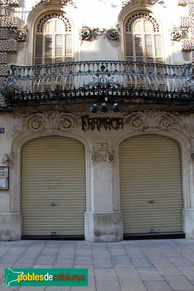 Vilafranca del Penedès - Casa Guasch i Estalella