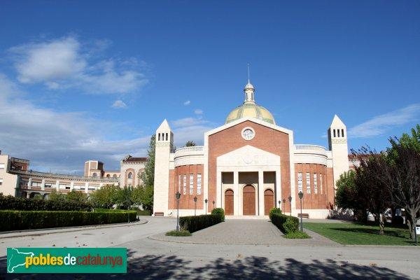 Vilafranca del Penedès - Església de la Mare de Déu del Pilar