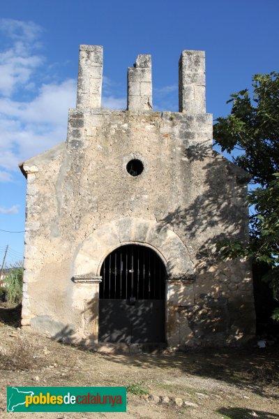 Vilafranca del Penedès - Capella de Santa Maria dels Horts