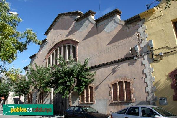 Vilafranca del Penedès - Magatzems Cortina i Companyia