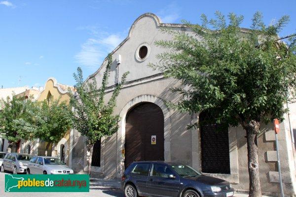 Vilafranca del Penedès - Magatzems Fèlix Via