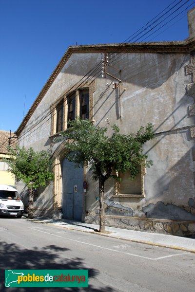Vilafranca del Penedès - Magatzem Montserrat