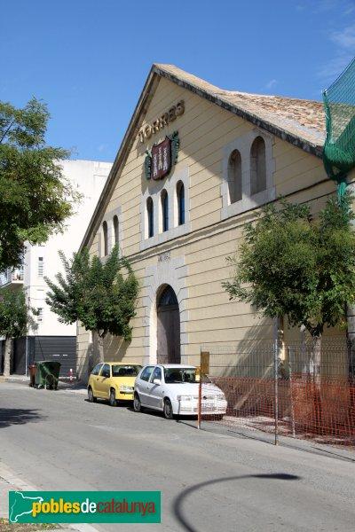 Vilafranca del Penedès - Magatzem Torras i Vendrell