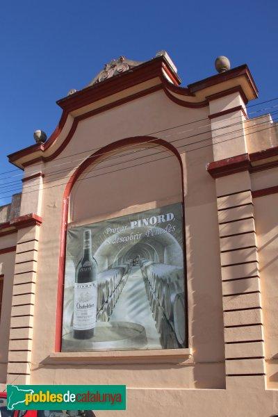 Vilafranca del Penedès - Magatzem Isidre Figueras