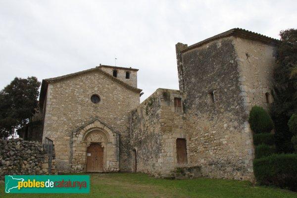 Avinyonet del Penedès - Monestir de Sant Sebastià dels Gorgs