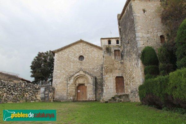 Avinyonet del Penedès - Sant Sebastià dels Gorgs, l'església